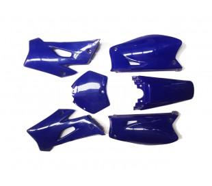 Plasticos Mini TTR azul