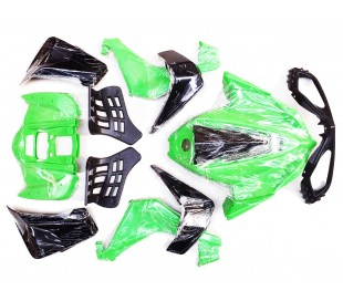 Plasticos ATV Quad 125cc Verde