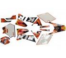 Sticker KTR 2012 3M MonsterPRO