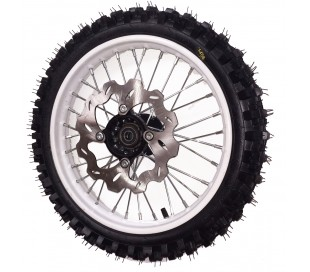 "Front wheel spokes 14"" COMPLETE"