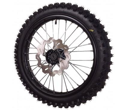"""Rear wheel spokes 17"""" COMPLETE"""