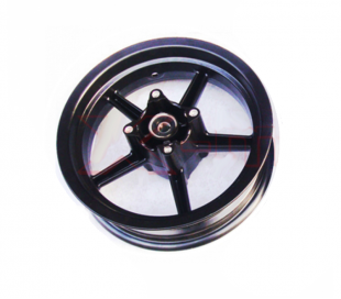 "Alloy rim rear 12"" Extra-wide"