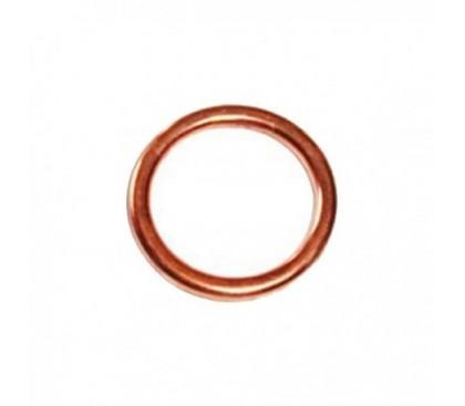 Copper exhaust gasket
