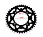 Steel rear sprocket 420