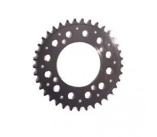 Aluminium rear sprocket 428