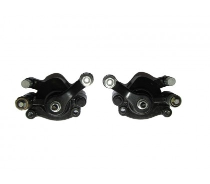Mechanical brake calipers