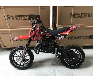 Mini Cross X81 49cc 2t Ruedas 10""