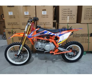 SX160 XL 17cv 4 velocidades ruedas 17 14