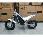 Mini Trial electrica LITIO 800W chasis aluminio