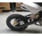 MonsterPRO CRX 125 XL 14 17 nueva carter roto