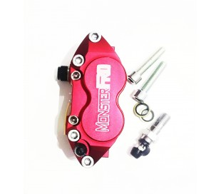 Brake caliper RPM