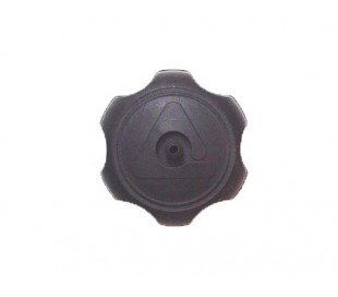 Plastics cap medium