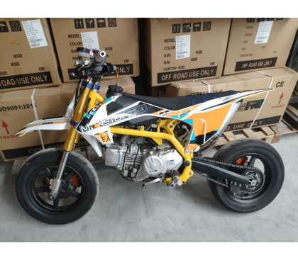 MonsterPRO Beebad full equip 190cc (Falla tercera velocidad)