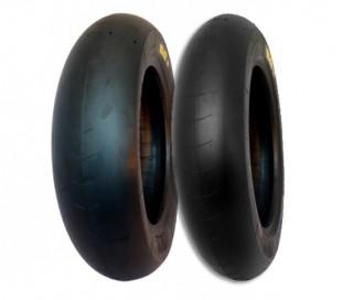 """Neumáticos 12"""" PMT Slick"""