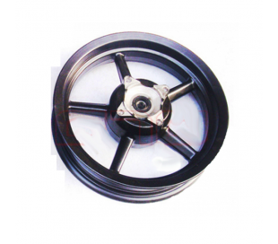 "Alloy rim Front 12"" Extra-wide"