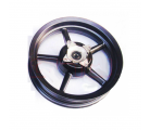 """Alloy rim Front 12"""" Extra-wide"""