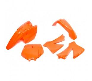 Plasticos SX50 naranja